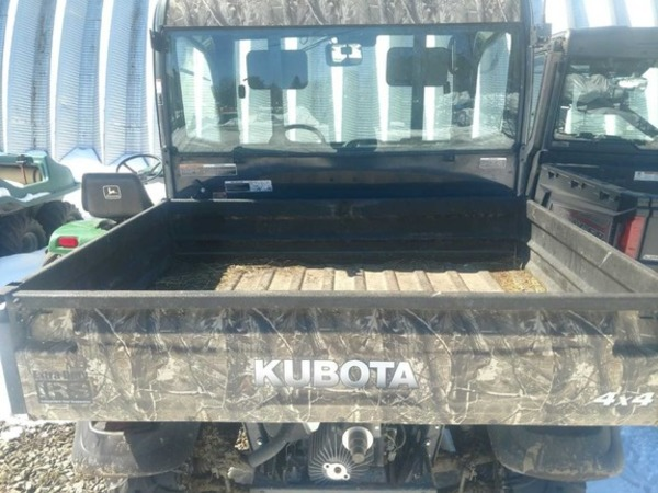 2015 Kubota RTV-X1100 ATVs and Utility Vehicle