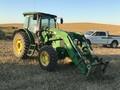 2014 John Deere 6115D Tractor