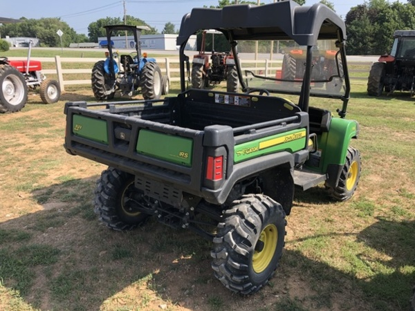 2013 John Deere Gator XUV 625I ATVs and Utility Vehicle