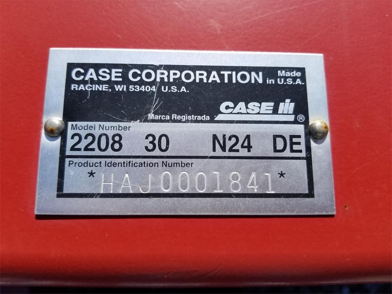 2003 Case IH 2208 Corn Head
