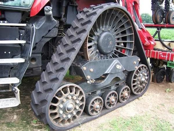 2015 Case IH Magnum 340 Rowtrac Tractor