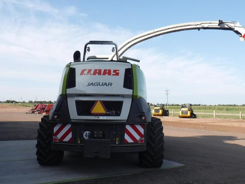 2015 Claas Jaguar 970 Self-Propelled Forage Harvester