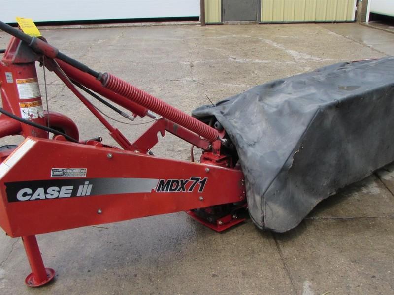 2007 Case IH MDX71 Disk Mower