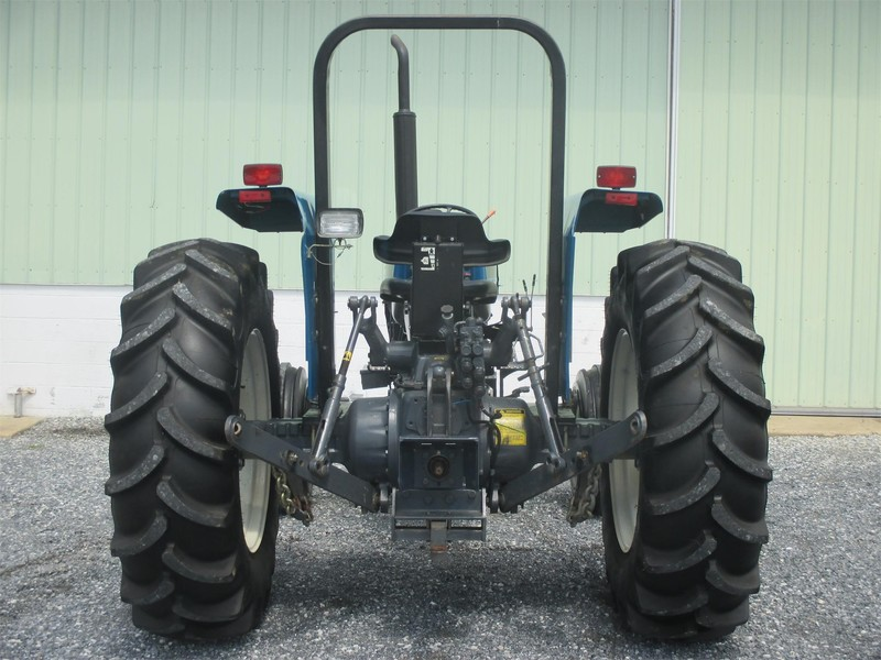 1997 Ford 7610S Tractor