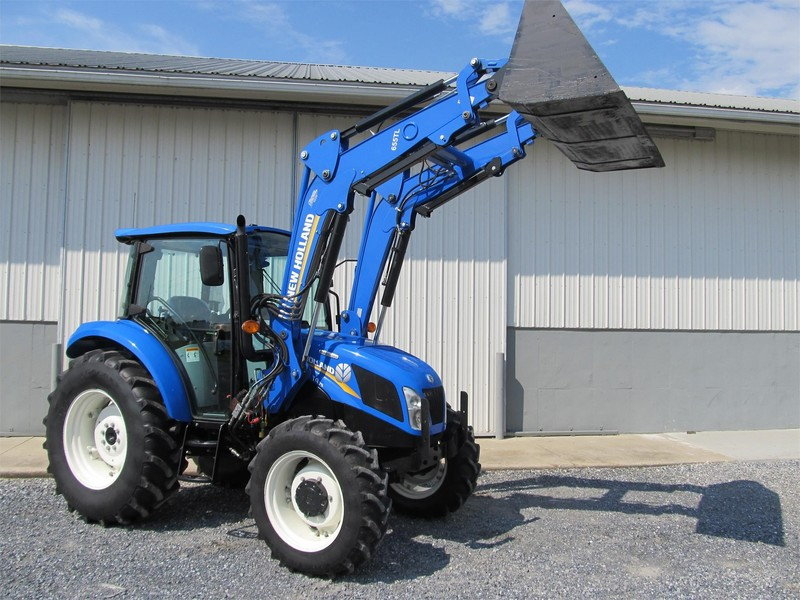2014 New Holland T4.75 Tractor