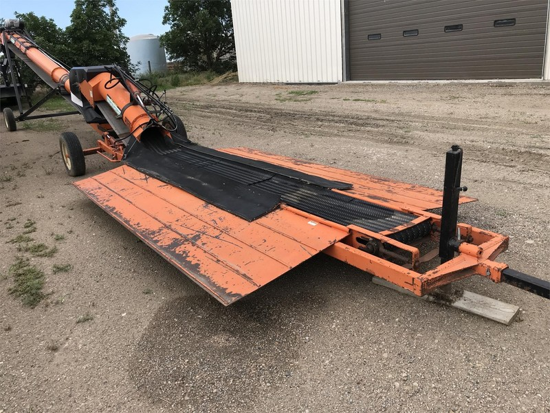 2001 Batco Pit Stop 2500 Augers and Conveyor