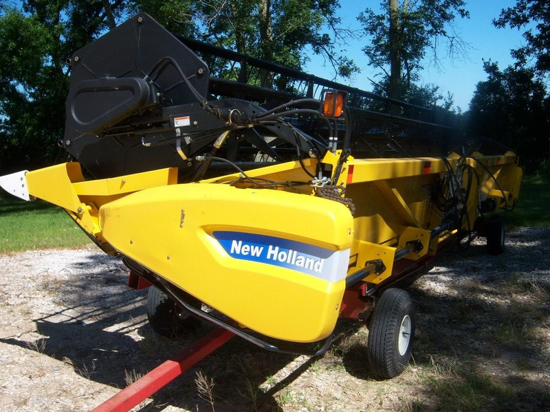 2008 New Holland 74C Platform