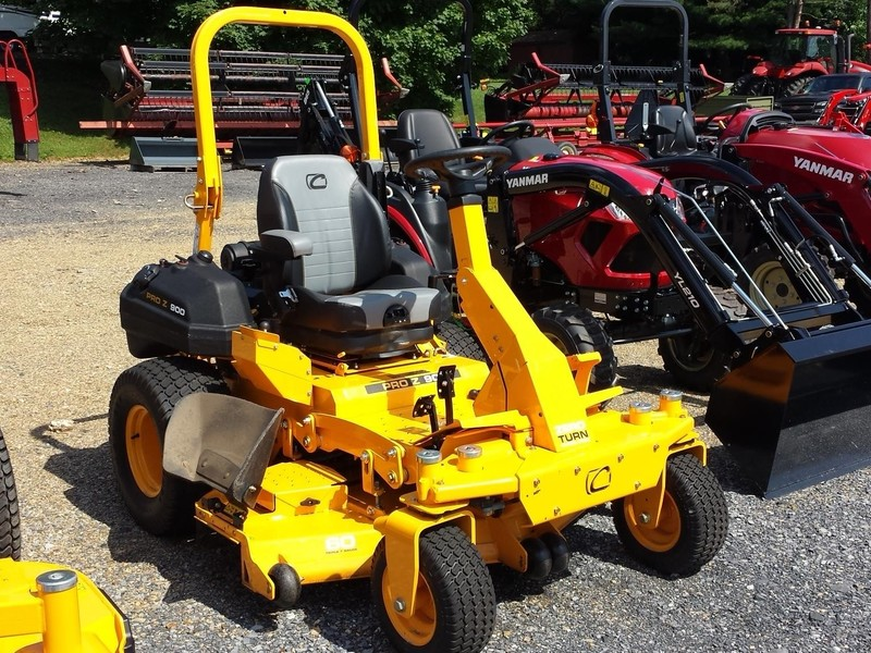 Cub Cadet PRO Z 960S KW Lawn and Garden