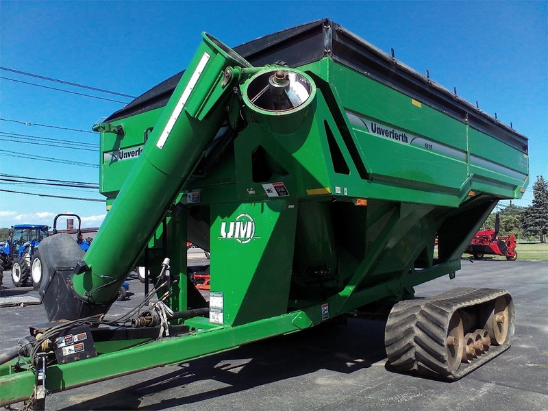 Unverferth 1015 Grain Cart