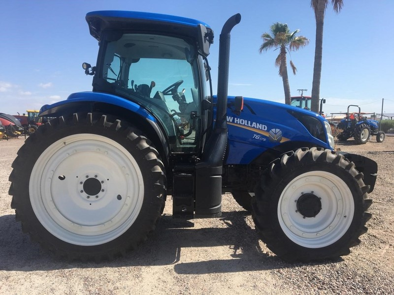2016 New Holland T6.175 Tractor