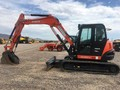Kubota KX080-4 Excavators and Mini Excavator
