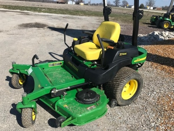 John Deere 757 Lawn And Garden For Sale Machinery Pete. 2005 John Deere 757 Lawn And Garden. John Deere. John Deere Lt155 Dom Mulching Deck Mower Belt Diagram At Scoala.co