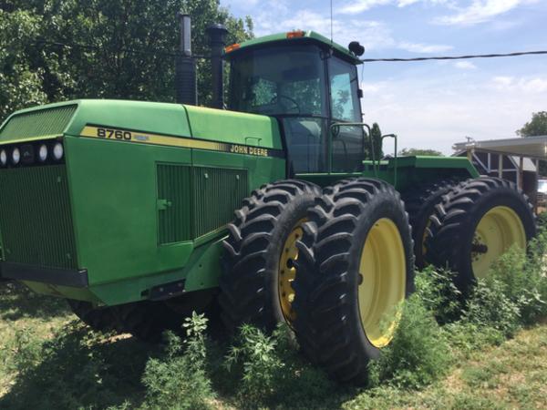 1994 John Deere 8760 Tractor