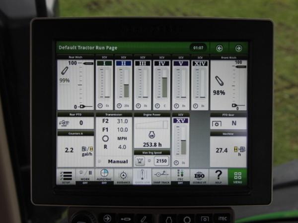 2016 John Deere 7310R Tractor