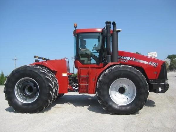 2009 Case IH Steiger 535 Tractor