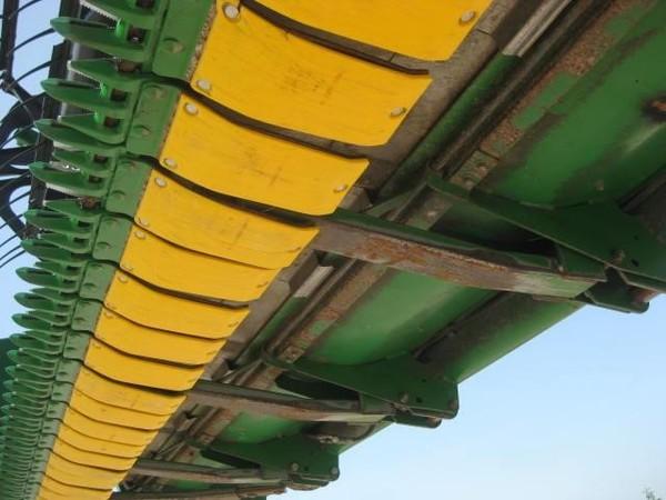 2008 John Deere 635F Platform