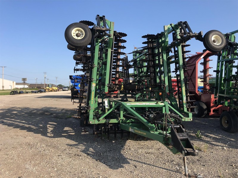 2002 Great Plains 6542 Soil Finisher