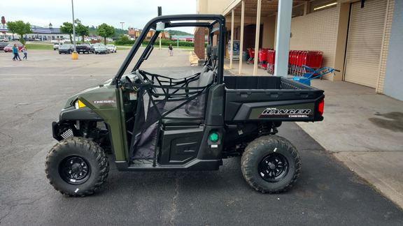 2015 Polaris 1000XD RANGER ATVs and Utility Vehicle