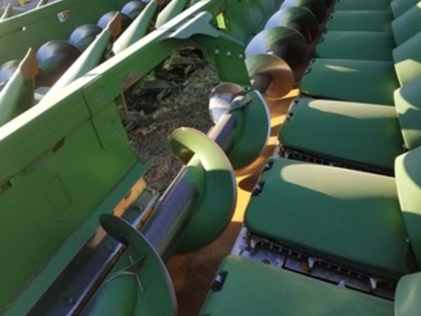 2014 John Deere 612C Corn Head