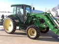 2013 John Deere 6105D Tractor