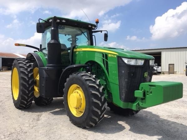 2016 John Deere 8270R Tractor