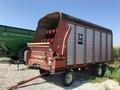 1995 Meyer 3516 Forage Wagon