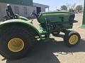 2011 John Deere 5105ML Tractor