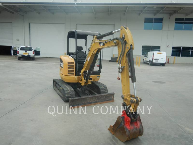 2015 Caterpillar 302.7DCR Excavators and Mini Excavator