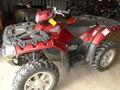 2012 Polaris Sportsman 550 EPS ATVs and Utility Vehicle
