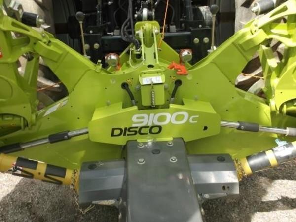 2014 Claas DISCO 9100C Mower Conditioner