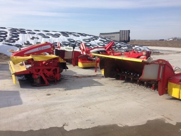 2013 Pottinger Novacat 351ED Mower Conditioner