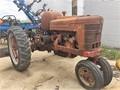 1941 International Super M Tractor