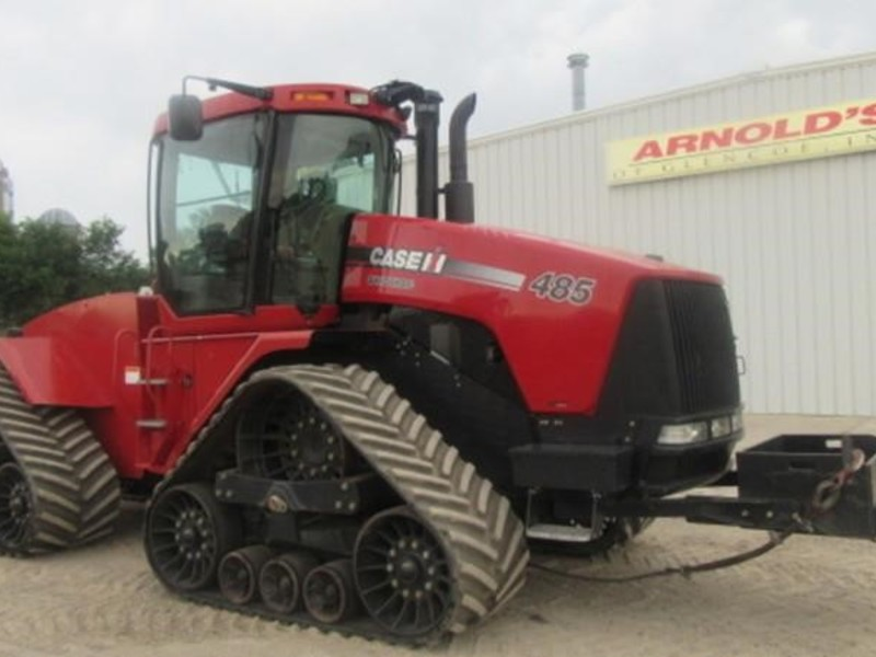 Used Case IH Steiger 485 QuadTrac Tractors for Sale ... Vermeer Hd Wiring Harness on
