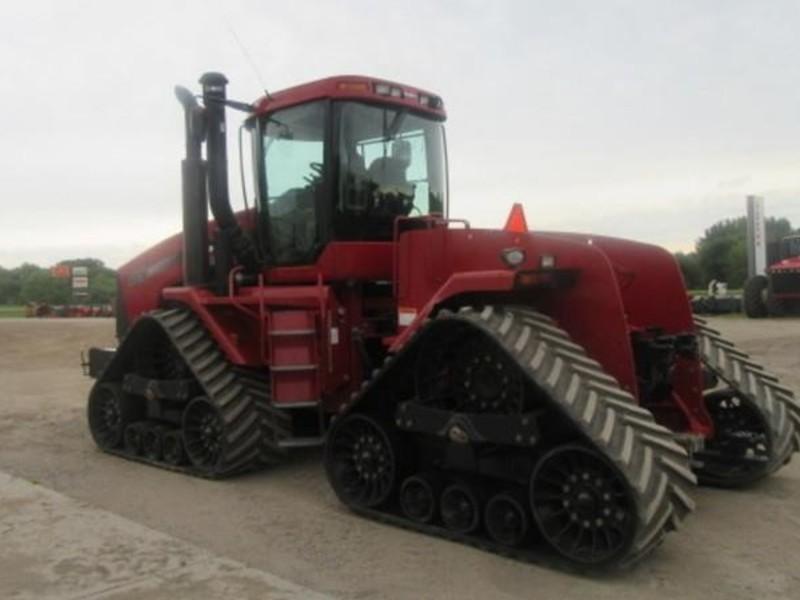 2008 Case IH Steiger 485 QuadTrac Tractor