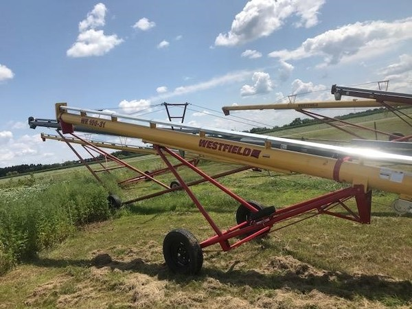 2015 Westfield WR100-31 Augers and Conveyor