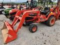 Kubota BX22 Tractor