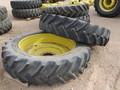 2015 John Deere 480/80R50 Duals Wheels / Tires / Track