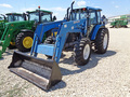 2002 New Holland TS110 Tractor