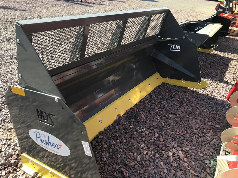 Used MDS 8' Loader and Skid Steer Attachments for Sale | Machinery Pete