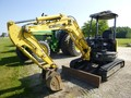 2012 Kobelco SK35SR-5 Excavators and Mini Excavator