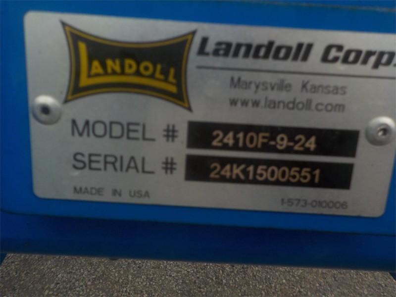 2015 Landoll 2410F-9-24 Disk Chisel