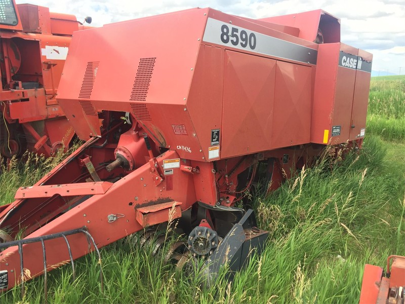 Case IH 8590 Big Square Baler