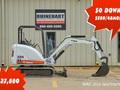 2011 Bobcat 325 Excavators and Mini Excavator