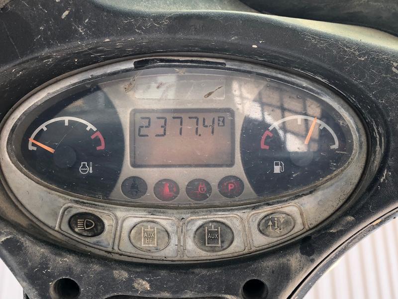 2011 Bobcat T650 Skid Steer