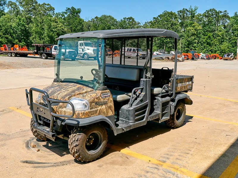 2003 Kubota RTV1140CPX ATVs and Utility Vehicle