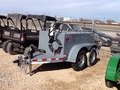 2013 Thunder Creek EV500 Fuel Trailer