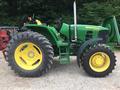 2012 John Deere 6130D Tractor