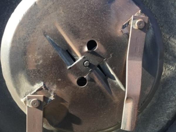 2002 John Deere CX20 Batwing Mower