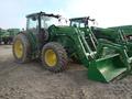 2015 John Deere 6145R Tractor