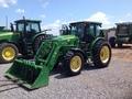 2015 John Deere 6140D Tractor